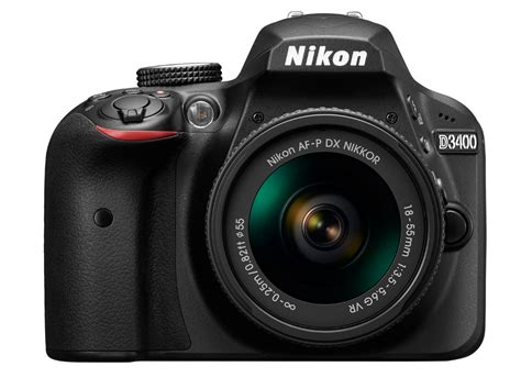 lens for dslr nikon unveils d3400 dslr and af p dx nikkor 18 55mm