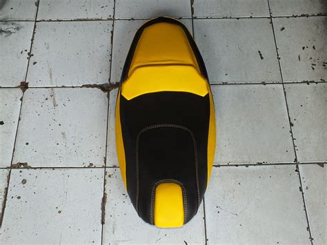 Jok Supra X By Harapan Agung Motor by Modifikasi Jok Motor Jok Supra X 125 Pesanan Mr Boegel