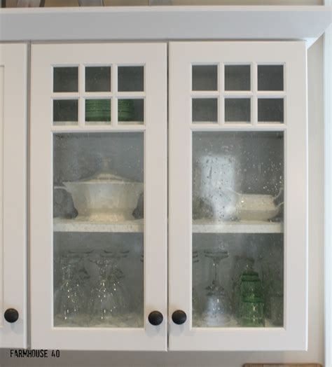 Glass Front Cabinet Doors 10 Essentials To Inspire The Farmhouse Kitchen Feel