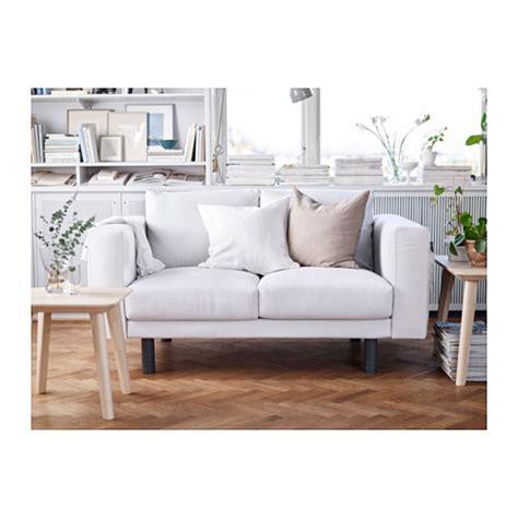 ta sofa norsborg two seat sofa finnsta white grey ikea