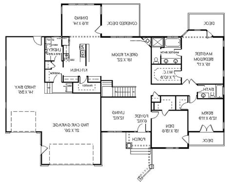 lancaster house 2216 3161 3 bedrooms and 2 5 baths the house designers house photo plan