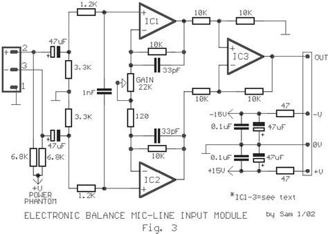 Mixer Audio Sederhana mixer 6 channel in