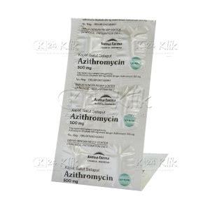 Obat Zistic zistic 500mg cap 10 s str k24klik