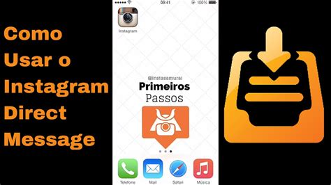 tutorial instagram direct message como usar direct message no instagram instasamurai youtube