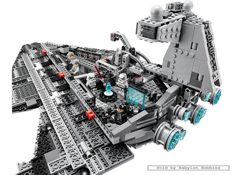 Lego 75055 Wars Imperial Destroyer lego wars imperial destroyer by lego 75055 ebay