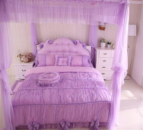 bedding set full good quailty hotel bedding set purple comforter sets full