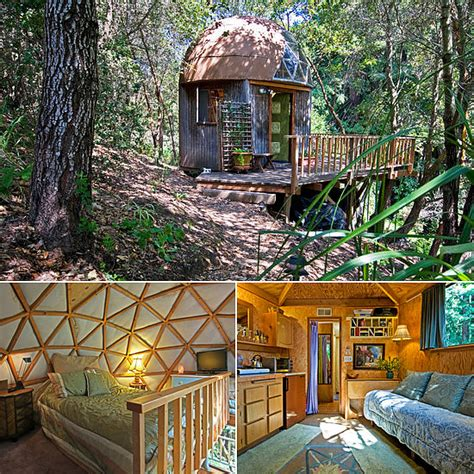 tree houses for rent tree house rentals popsugar home