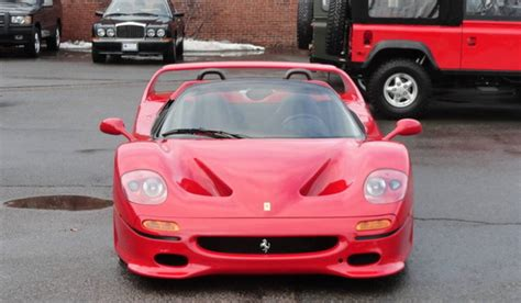 How Much Is A Ferrari F50 by For Sale 1995 Ferrari F50 Costs As Much As Mclaren P1