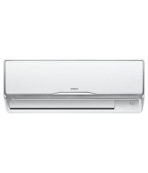 Ac Hitachi 1 Pk hitachi 1 5 ton 5 rau518hwdd split air conditioner