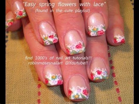 20 mini nail art tutorials youtube 36 best images about a robin moses nails on pinterest