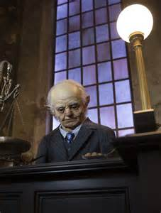 look at the gringotts ride inside the wizarding
