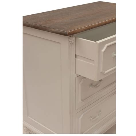 toulouse black 3 drawer chest french provincial toulouse 3 drawer chest temple webster