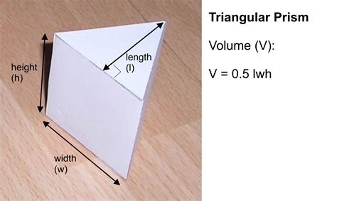 How To Make A Triangular Prism Out Of Paper - blockfiles