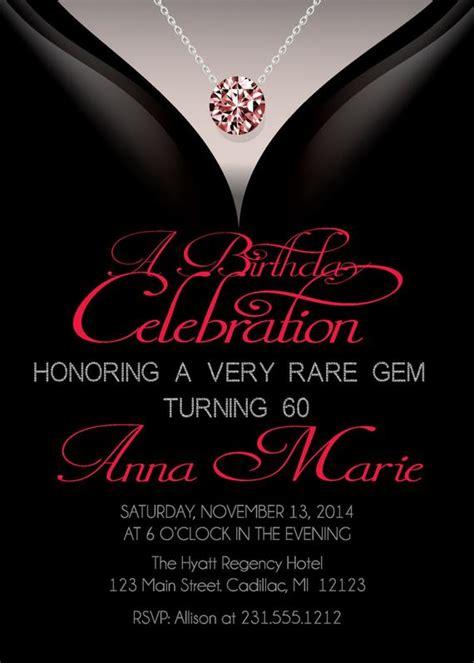 invitation for 60th birthday 60th birthday invitations birthday invitation