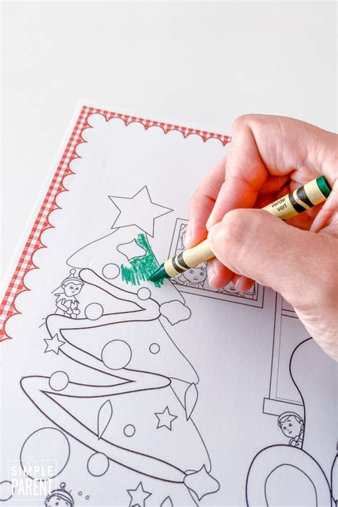 elf   shelf coloring pages  printables