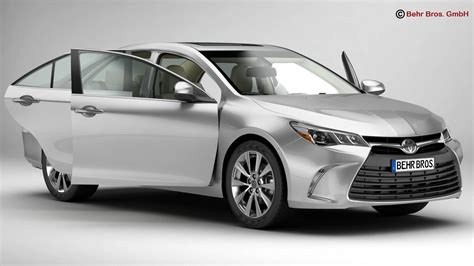 toyota 2015 models toyota camry 2015 3d model buy toyota camry 2015 3d