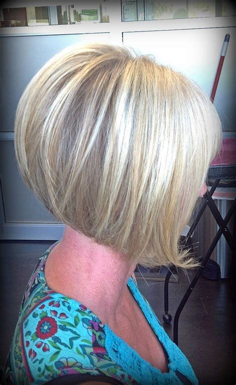 wedge stacked bob haircut wedge stacked layered bob hairstyle google search short