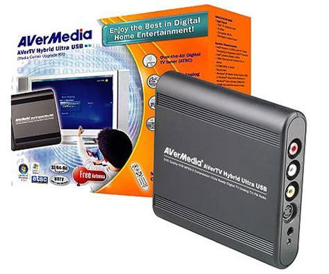 Tv Tuner Avermedia avermedia launches hybrid tv tuner ubergizmo