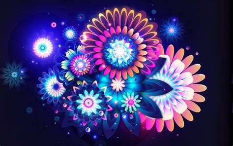 wallpaper flower graphic abstract art images daisy hd wallpaper