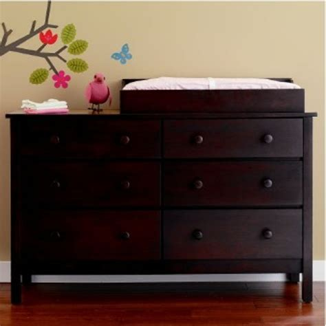 Change Table Dresser Questions Dresser For A Changing Table Apartment Therapy