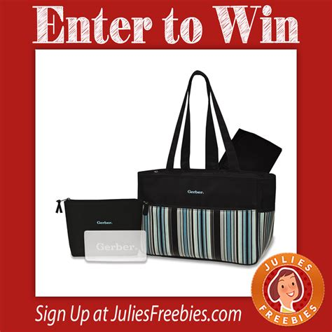 Gerber Sweepstakes - my gerber goals sweepstakes and instant win game julie s freebies