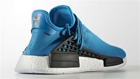adidas nmd human race blue pharrell adidas nmd human race sneaker bar detroit