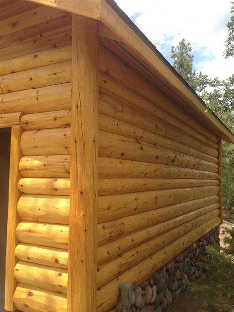 log siding for houses fatboy log siding woodhaven log lumber