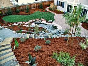 landscaping ideas for planting on a hillside