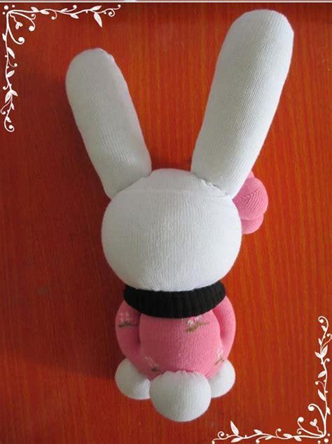 Pp Bunny diy pretty bunny rabbit with sock