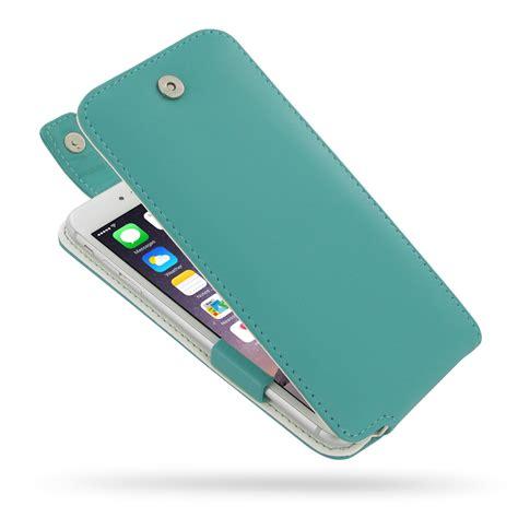 Iphone 6 Plus Wallet Flip Premium Leather Dompet Casing Kuiit iphone 6 6s plus leather flip top aqua pdair sleeve pouch