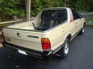 Subaru Brumby Lift Kit For Sale Unmolested 1986 Subaru Brat 4wd Bring A Trailer
