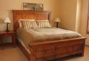 Bed Frames Wood Diy Diy Solid Wood Bed Frame Http White 2012 01 Our