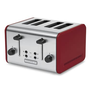 Toaster Pastry Press Pretty In Red Kitchenaid Kmtt400er Latest Trends In