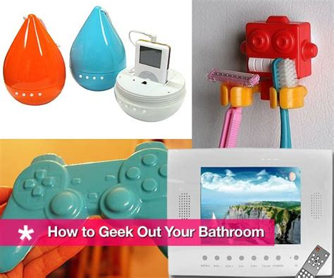 geeky bathroom decor 1000 images about geek bathroom on pinterest geek