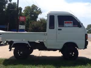 Daihatsu Utility Truck 1993 Daihatsu Hijet Utility Truck For Sale In Louisiana