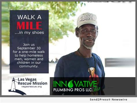 San Plumbing Las Vegas by Serving The Homeless In Las Vegas Innovative Plumbing Llc Needs Your Support California Newswire