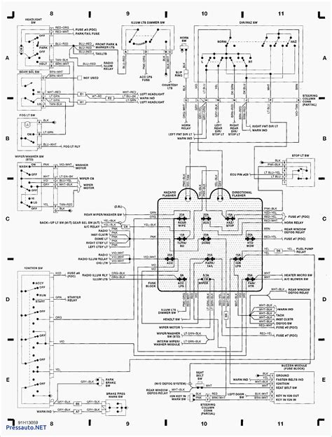 jeep liberty wiring diagram wiring diagram