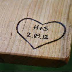 personalized engravings cutting board personalized engravings unique wedding