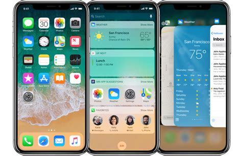 design guidelines iphone x 8 ways the iphone x ui changes mobile design digital