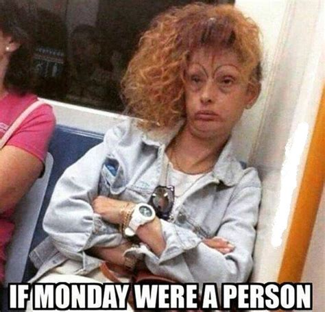 Monday Funny Memes - monday person funny pictures quotes memes jokes