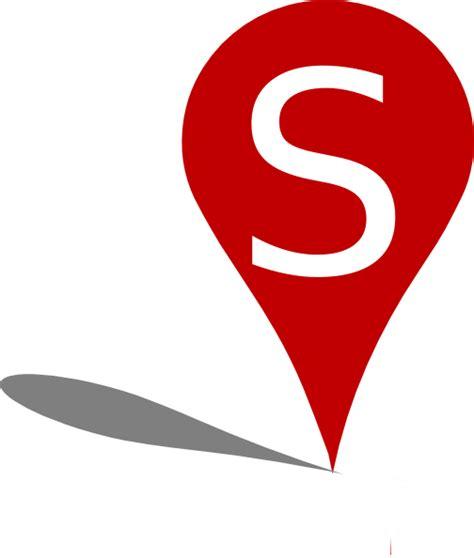 redd s pin point location marker s clip art at clker com vector