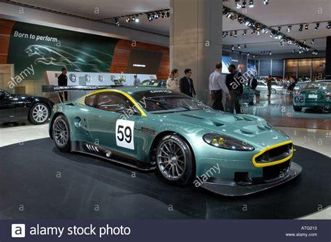 Aston Martin Dbr9 by Aston Martin Dbr9 Race Car At The American