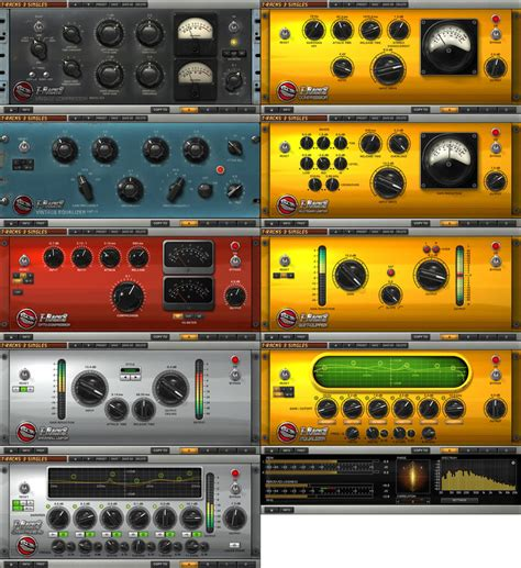 Ik Multimedia T Racks 3 by Ik Multimedia T Racks 3 Singles Individual Effects Processor Ins From The Award Winning T