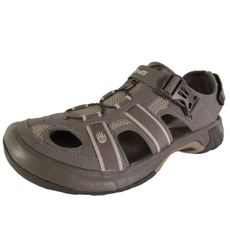 teva athletic shoes teva mens omnium closed toe athletic sandal shoes ebay