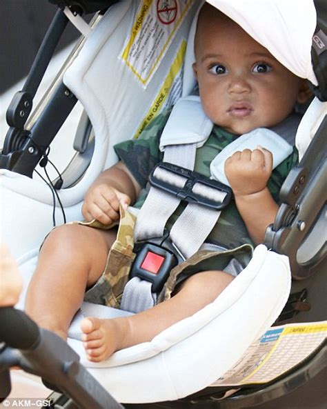 khloe kardashian on kim kardashians baby hes so kim kardashian shows off baby saint west for the first