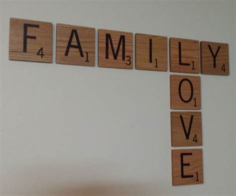 scrabble tile wall custom scrabble tile wall
