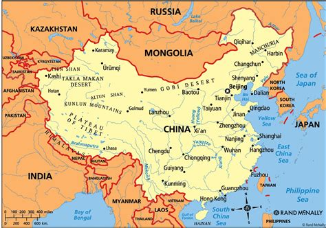 asia map china china political map china map political eastern asia