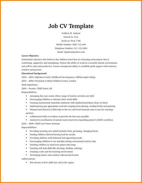 pattern jobs cv pattern for job gidiye redformapolitica co