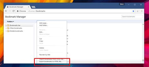 chrome export bookmarks how to import chrome bookmarks in microsoft edge