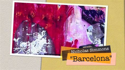 nicholas simmons in barcelona with epc